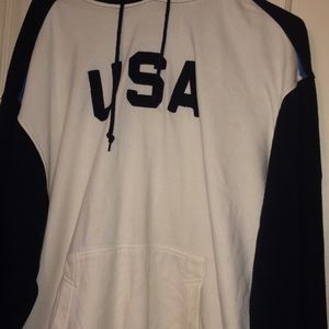 2006 commemorative US Olympic team hoodie